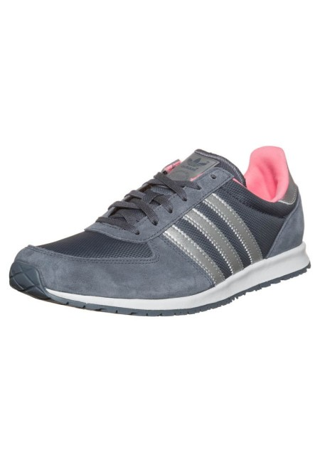 adidas Originals ADISTAR RACER W Sneakers laag onix/silver metall | light flash red - Design Collect