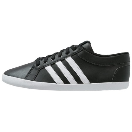 adidas Originals ADRIA Sneakers laag core black/white/tomato - Design Collect