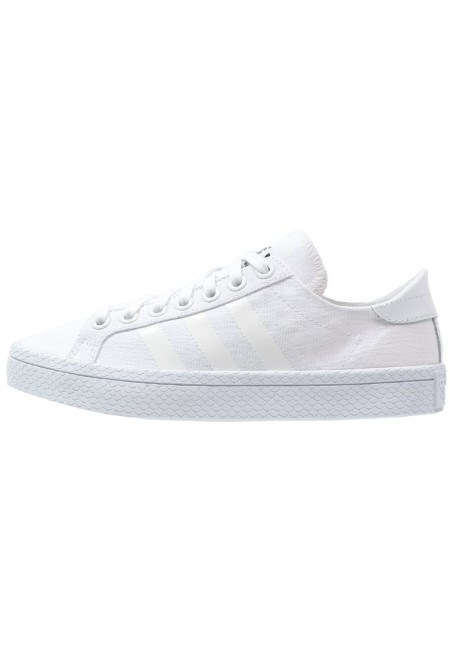 adidas Originals COURTVANTAGE Sneakers laag white/core black - Design Collect