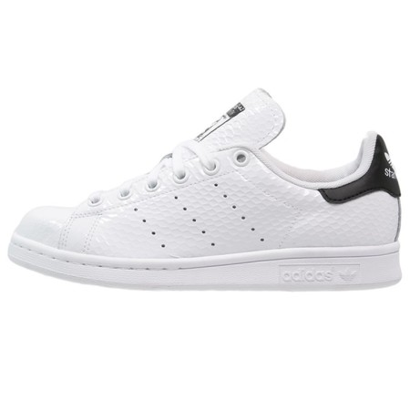 adidas Originals STAN SMITH Sneakers laag white/core black - Design Collect