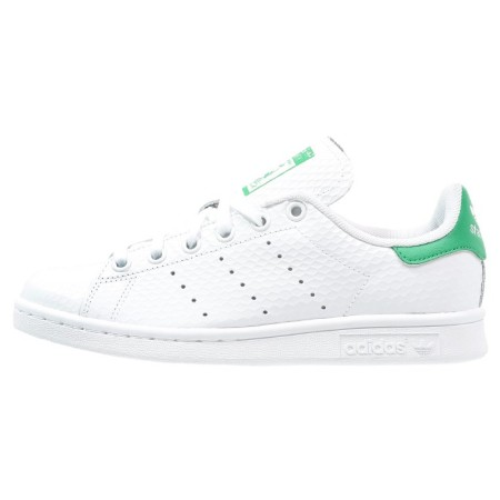 adidas Originals STAN SMITH Sneakers laag white/green - Design Collect
