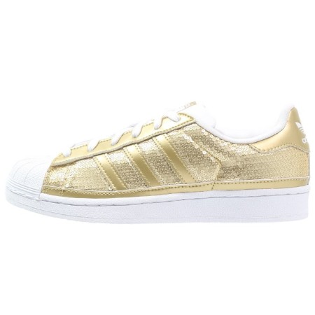 adidas Originals SUPERSTAR Sneakers laag gold metallic/white - Design Collect