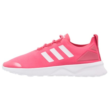 adidas Originals ZX FLUX VERVE Sneakers laag lush pink/core white - Design Collect